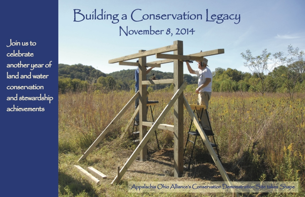Building A Conservation of Legacy - AOA Annual Dinner